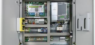 tủ điều khiển thang máy nhập khẩu