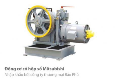 Động cơ máy kéo Mitsubishi xuất xứ Thái Lan thailand
