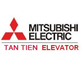 Thang máy Mitsubishi, thang may mitsubishi