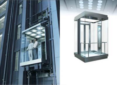 thang máy lồng kính, thang máy quan sát