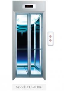 Cửa tầng thang máy Phong thuỷ Lựa chọn TTE-LD04