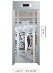 Cửa tầng thang máy Phong thuỷ Lựa chọn TTE-LD06