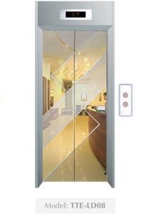 Cửa tầng thang máy Phong thuỷ Lựa chọn TTE-LD08