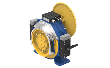Động cơ thang máy Montanari MGX80 sản xuất tại Italia