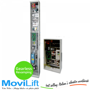 Tủ điều khiển MOVILIFT ITALIA nhập khẩu nguyên chiếc