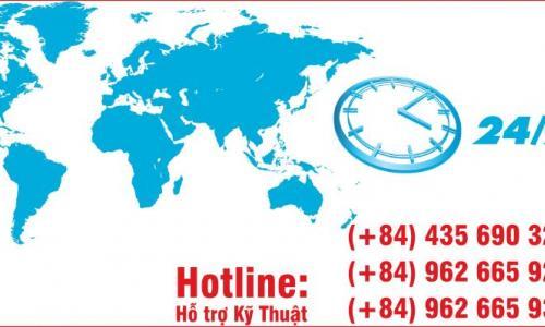 hotline trực sửa chữa