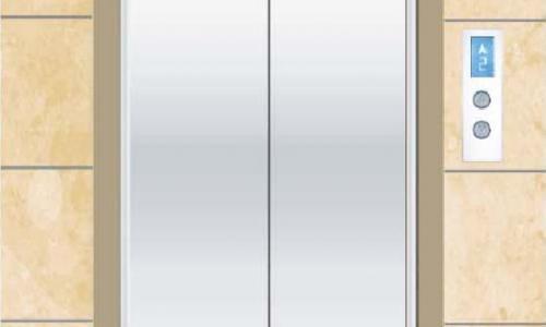 Cửa tầng thang máy theo tiêu chuẩn