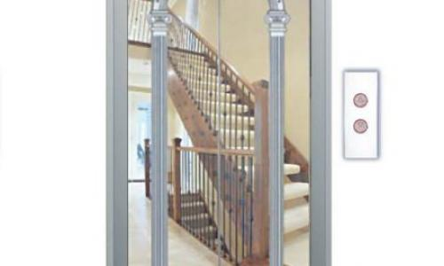 Cửa tầng thang máy Phong thuỷ Lựa chọn TTE-LD09